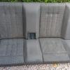 BMW E30 M3 - Rear Sport Seats - Hahnentritt Anthrazit 0211 Fabric