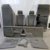 BMW E30 silber grau zilver grijs 4 cil farbe fabric velours e24 e21 e28 sportstoel sportsitze innenausstattung interior