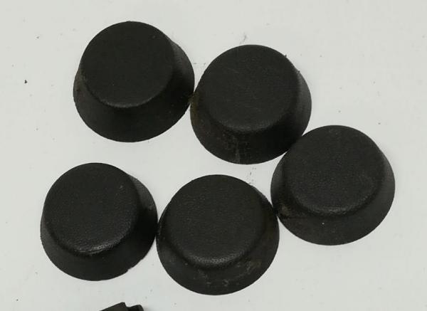 Afwerkdopjes scharnier en console inserts type 2