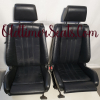 bmw e30 m-tech sport interior sportseats sportsitze sport sitz stuhl zetel m tech 2 schwartz zwart leder leather