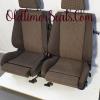 E30 2-Door Sportseats 0213 Nutria / braun / bruin brown very Rare